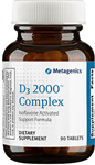 Metagenics D3 2000 Complex