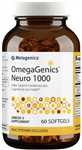 Metagenics OmegaGenics Neuro 1000