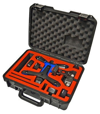 Pelican Case for Skydio 2 Drone with Pro Kit Accessories