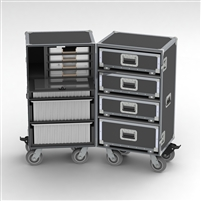 68-610DP Double Drawer #4 CLASSIC SERIES