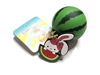 Bunny's Cafe Tropical Fruit Series Watermelon Tag Squishy