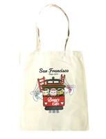 Bunny's Cafe San Francisco Tote Bag