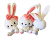 Sweet Bunny Magnetic Plush
