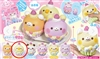 FuwaKyun Animal Cupcake Squishy (Chic)