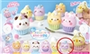 Fuwakyu Animal Cupcake Mini Cat
