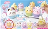 Fuwakyu Animal Cupcake Mini Bear