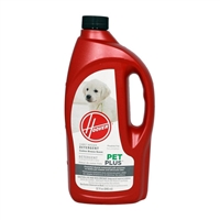 Hoover Carpet Washer Detergent PET PLUS 32 FL OZ
