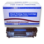 MICR Toner Cartridge - HP Laserjet 1010, 1012, 3015, 3020, & 3030 Series