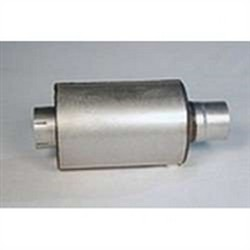 Nelson Global Products muffler, part number 04849T.