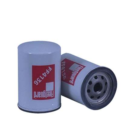 Fleetguard fuel filter, part number FF4136 qty 1.