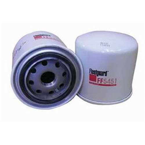fleetguard fuel filter, part number ff5451 qty 1