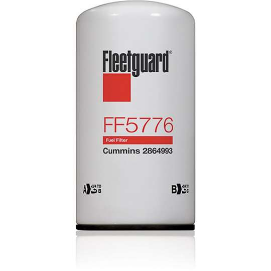 ff5776 - fleetguard fuel filter | free shipping racor fuel filters p series fleetguard fuel filters