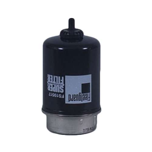 fleetguard fuel water separator, part number fs19517 qty 1