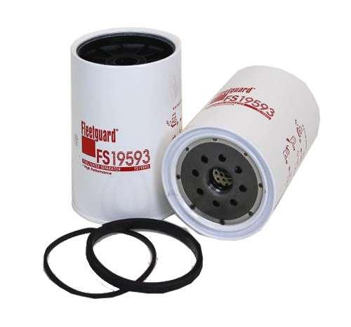 fleetguard fuel water separator fs19593 Racor Fuel Filter Install