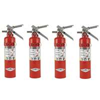 Amerex fire extinguisher, part number B417T qty 4.