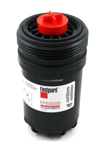 6 Pack FF63009 - Fleetguard Fuel Filter | Free Shipping