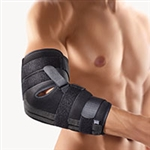 BORT KubiFX Elbow brace | Pre-operative | post-operative | post-traumatic | for example in the case of proximal sulcus ulnaris syndrome | insertional tendinopathy | post-bursectomy conditions | L3763 |