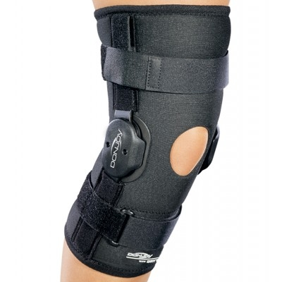 5b40570fe1 DonJoy Deluxe Hinged Knee Brace | Sports Knee Brace | Donjoy Knee Braces