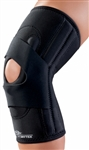 "Donjoy Hinged Lateral ""J"" Knee Brace"