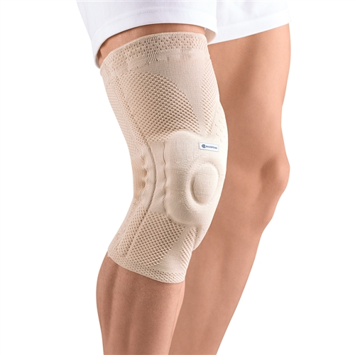 0208dac0eb Bauerfeind Genutrain A3 Knee Support | Knee Sleeves | Pull Up Soft ...