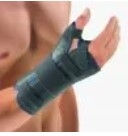 BORT SellaTex® | Pre-operative | post-traumatic | post-operative | after thumb ligament reconstruction | immobilization in the case of rheumatic-inflammatory processes (rhizarthrosis)| degenerative diseases  | such as carpal tunnel syndrome | L3908 |