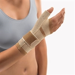 BORT Thumb Hand Support |Chronic | post-traumatic | post-operative | irritations in the area of saddle joint of the thumb | i.e. late stage post-fracture | arthritis | ulnar and radial ligament lesions | L3908 |