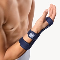 BORT SOFT Dorsal CTS Splint | Post-operative | post-traumatic | carpal tunnel syndrome | (CTS) | sprain |