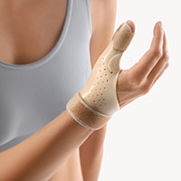 BORT SellaFix® P | Post-operative | post-traumatic | redressement | Finger positioning |