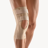 BORT Stabilo® Knee Support Special Width |  Knee brace  |  Knee |  Stabilizer | Recurrent articular effusion| arthrosis | arthritis| ligament instability | L1815 |