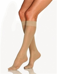 Jobst Ultrasheer knee high 8 - 15 mmHg compression stockings