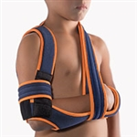 BORT OmoBasic® acc. to Gilchrist for Kids | Pre-operative | post-operative | post-traumatic | sprain | dislocation | subcapital humerus fractures | scapular fracture | rotator cuff injury | L3670 |