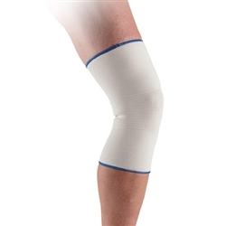 Ossur Elastic Knee Support | Flexible support | compression | Reduces swelling | minor injuries |