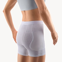 BORT StabiloHip Hip Protector |Tendency to fall for various reasons | Hip protection pants with shock absorbing effect |