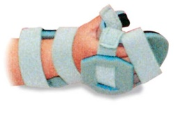 RCAI Pediatric Resting Hand