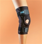 Hely Weber Hinged Patella Stabilizer - Inferior U Tubular Buttress
