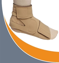 CircAid Juxta-Fit™ Premium Interlocking Ankle-Foot Wrap