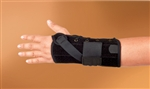 Hely Weber Suede Lacing Wrist Orthosis