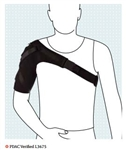 Ottobock AcrocomforT Shoulder Stabilizer