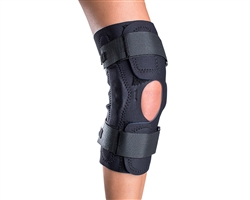 DonJoy Neoprene Wraparound Hinged Knee Support