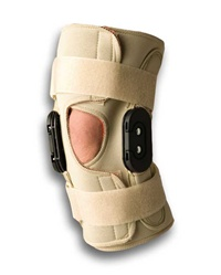 Knee Brace Open Wrap Flexion/Extension