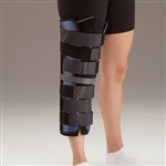 Deroyal Tietex Tri-Panel Knee Immobilizer