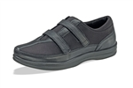 Aetrex Women's A730 Donna Dual Strap Stretch Black