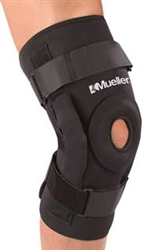 Mueller PRO-LEVEL™ Hinged Knee Brace Deluxe