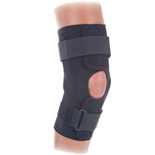 b9267fe2bd Coreline Neoprene Wraparound Hinged Knee Support | Knee Braces