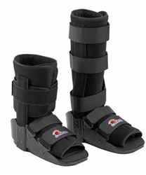 CoreLINE Non-Pneumatic Walkers with Metal Uprights (Short)