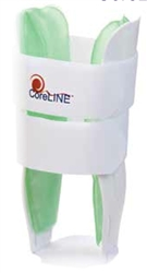 CoreLINE Air/Gel Stirrup Ankle Brace