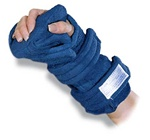 Comfy Spring-Loaded Goniometer Hand Thumb Orthosis