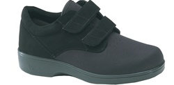 Aetrex Women's T1200 Double Strap Oxford Stretchers