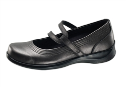 Aetrex Women's A300 Casual - Janice - Black
