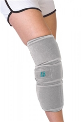 Electric Knee Electrotherapy Garment - 4 x 7 Dual Electrode included
